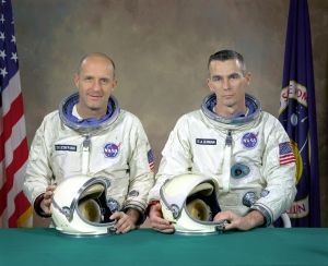 Gemini 9 Crew - Tom Stafford and Gene Cernan