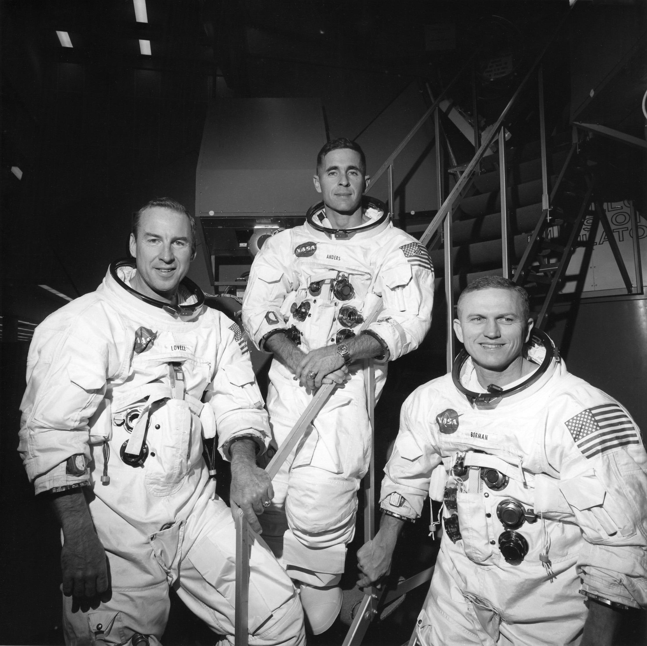 apollo space flight crews - photo #35