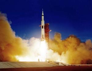 Apollo 8 Lift Off