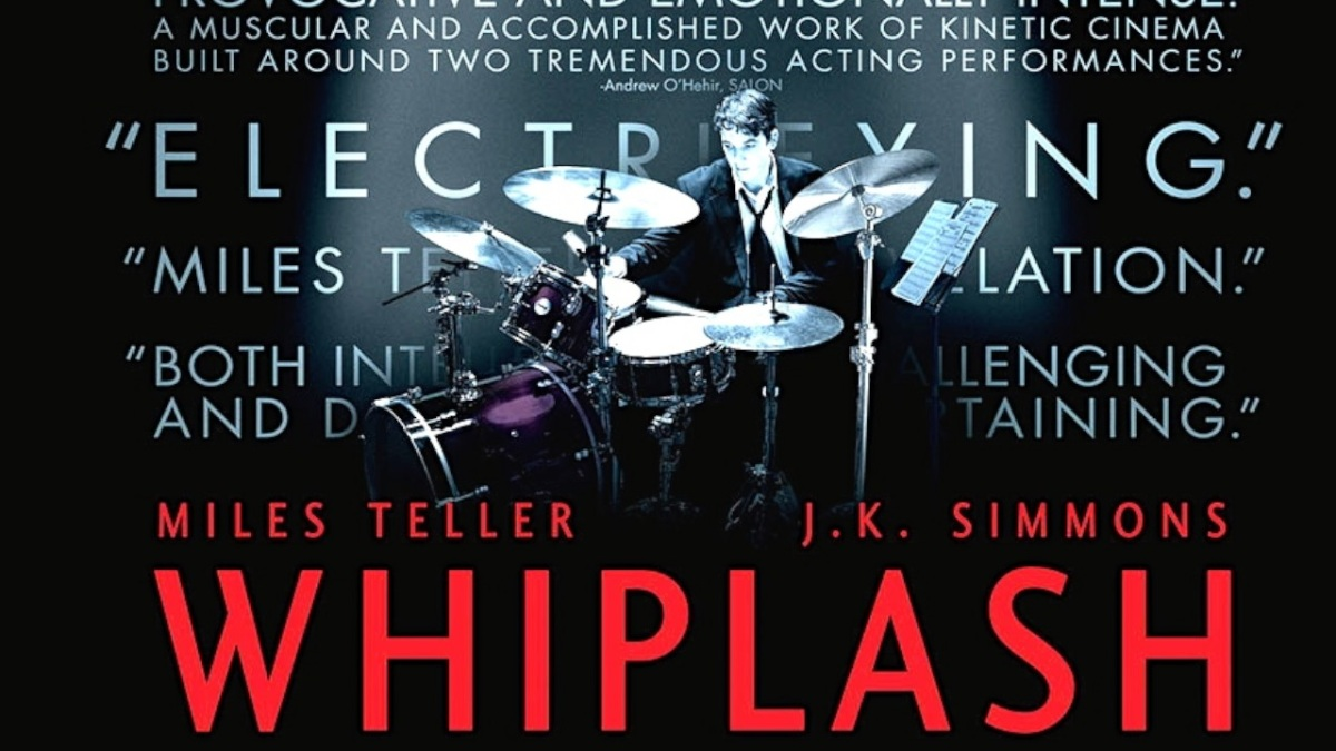 Whiplash (2014) — The Movie Database (TMDb)  |Whiplash Movie Poster